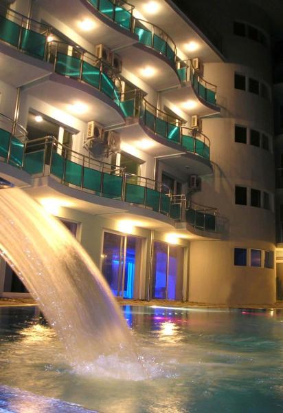 酒店图片: Hotel Sunset Beach - Light All Inclusive, Lozenets