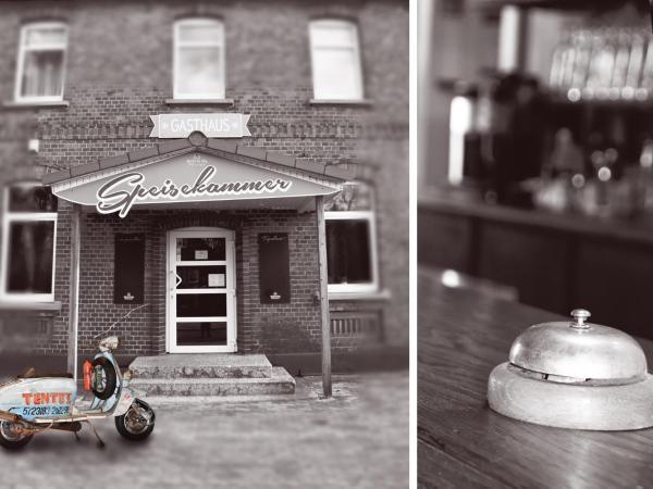 Hotel Pictures: Gasthaus Speisekammer, Meine