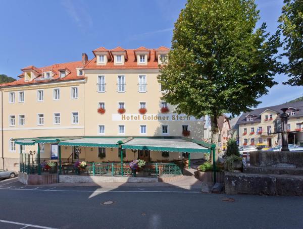 Hotel Pictures: Akzent Hotel Goldner Stern, Muggendorf
