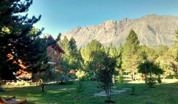 Zdjęcia hotelu: Cabañas El Refugio de Puelo, Lago Puelo