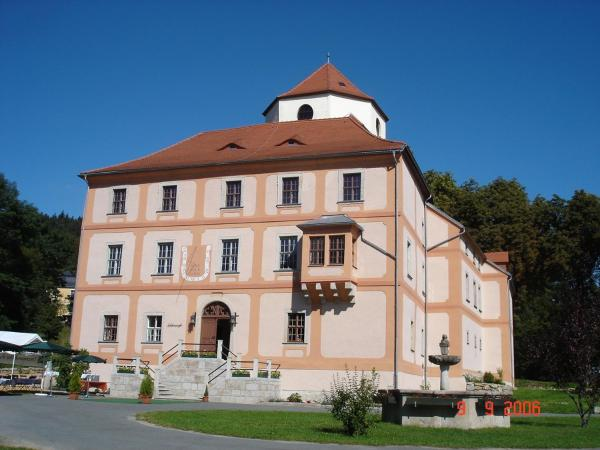 Hotelbilleder: Hotel Garni Schloss Schönberg, Silberbach