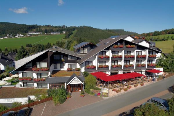 Hotelbilleder: Sporthotel Zum Hohen Eimberg, Willingen
