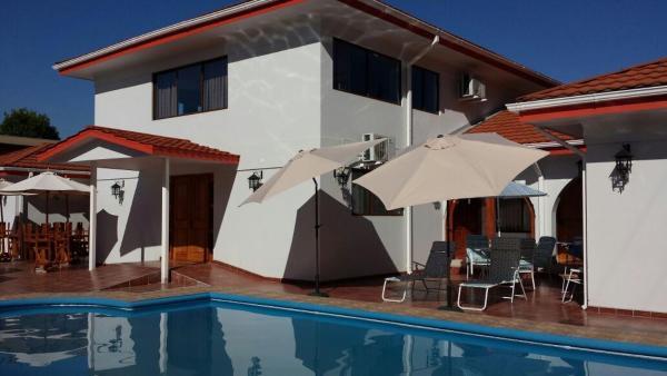 Фотографии отеля: Hotel y Restaurante Don Alejandro, Panimávida