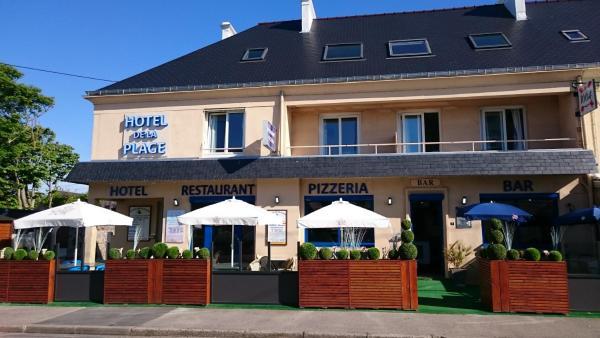 Hotel Pictures: Hotel de la Plage, Quinéville