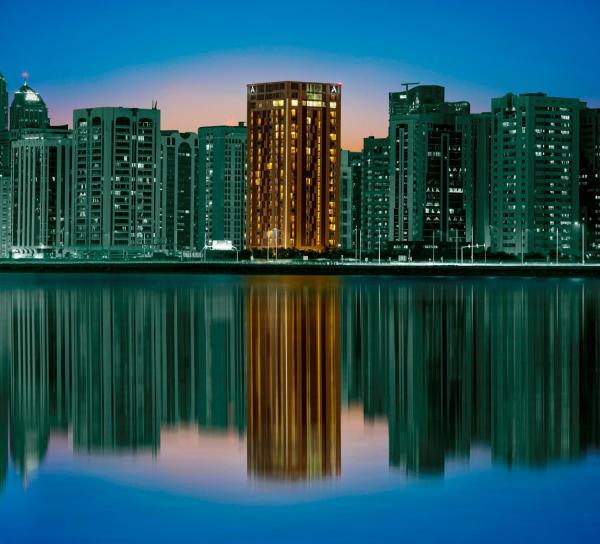 Фотографии отеля: Hala Arjaan by Rotana, Deluxe Hotel Apartments, Абу-Даби