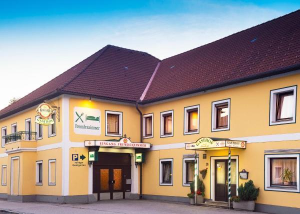 Fotografie hotelů: Gasthof Mandorfer, Hörsching