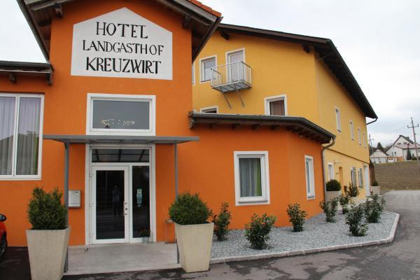 ホテル写真: Hotel Kreuzwirt, Engerwitzdorf