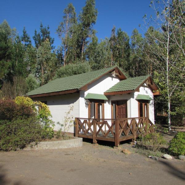 Hotel Pictures: Cabañas Borde Rio Salto Del Laja, El Manzano