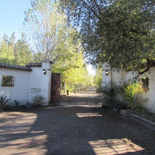 Фотографии отеля: Cabañas Borde Rio Salto Del Laja, El Manzano