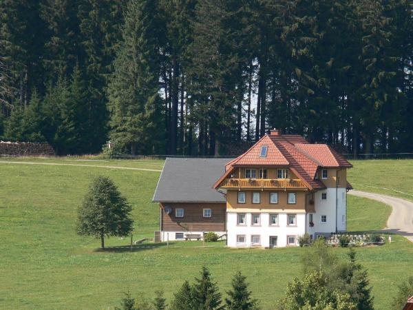 Hotelbilleder: Holzhäusle, Bruckbach