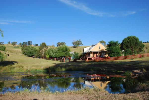Hotellikuvia: Cox's River Rest, Megalong