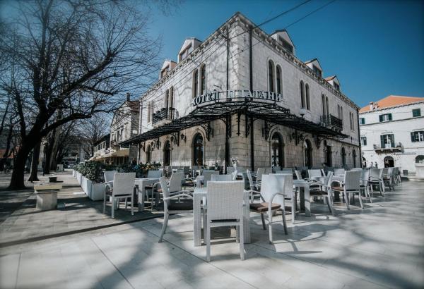 Фотографии отеля: Hotel Platani, Требинье