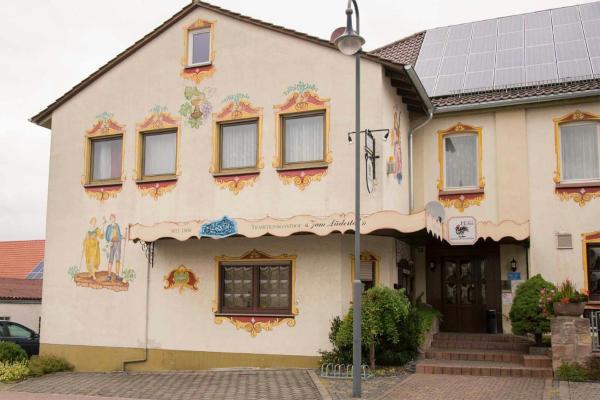 Hotel Pictures: Traditionsgasthof Zum Luedertal, Bimbach