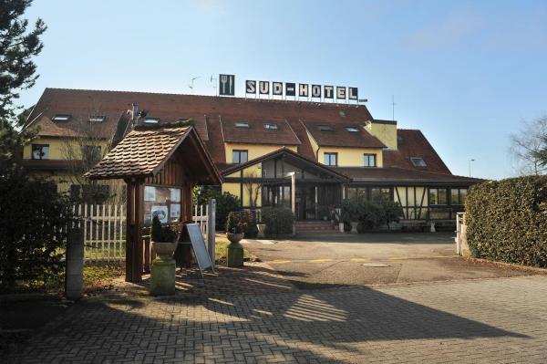 Hotel Pictures: Sud Hotel, Huttenheim