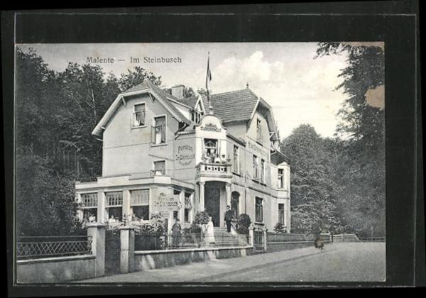 Hotelbilleder: Hotel Villa im Steinbusch, Malente
