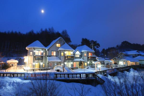 Zdjęcia hotelu: Dorothy Pension, Pyeongchang