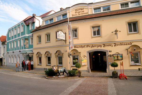 酒店图片: Gasthof Erzherzog Franz Ferdinand, Markt Sankt Florian