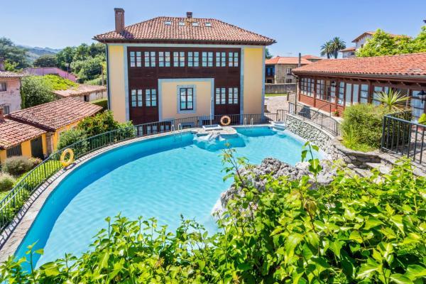 Hotel Pictures: Apartamentos La Casona De Vidiago, Vidiago