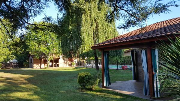 Zdjęcia hotelu: Cabanas Refugio del Sol, Villa del Dique