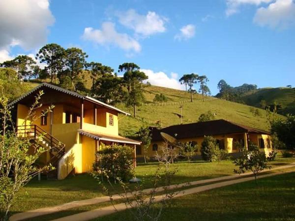 Hotel Pictures: Pousada Canário Da Terra, Visconde De Maua