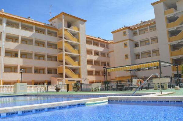 Hotel Pictures: Ribera Beach 3 - 1208, Mar de Cristal