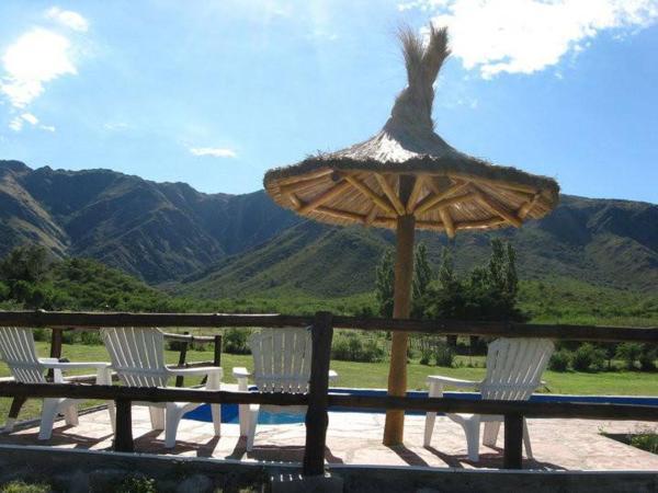 酒店图片: Reina Mora cabanas de montana, Cortaderas