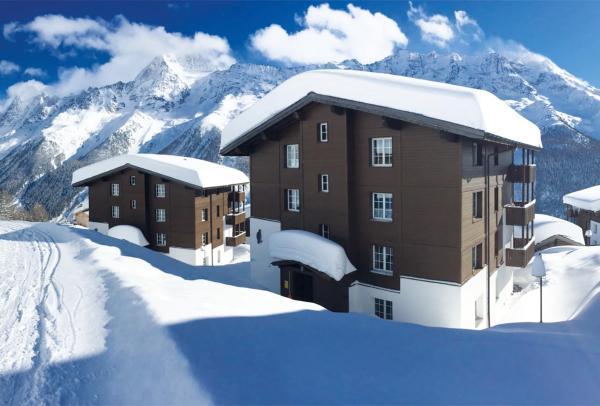 Hotel Pictures: Ferien Lauchernalp, Fluhalp