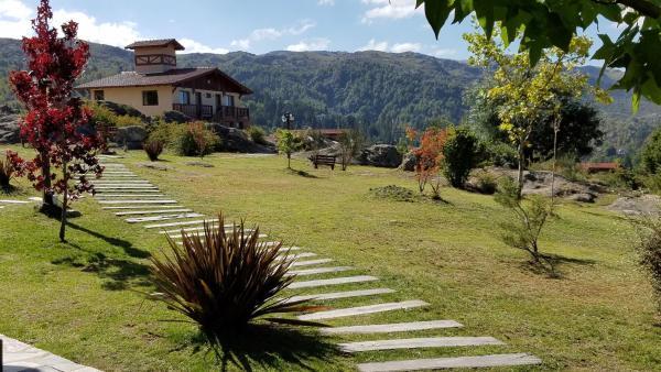 Fotografie hotelů: Aires Serranos - Suites, La Cumbrecita