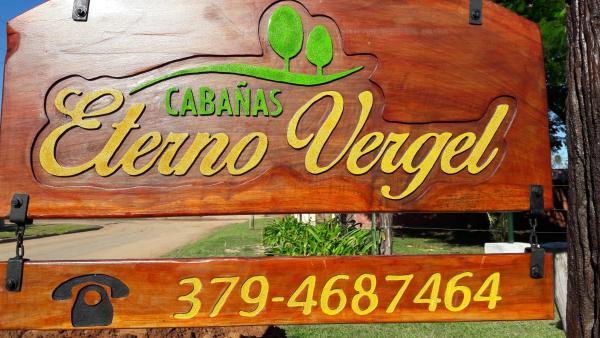 ホテル写真: Cabañas Eterno Vergel, Mburucuyá