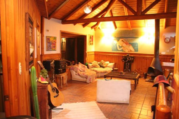 Hotel Pictures: El Viejo Quillay, Melocotón Alto