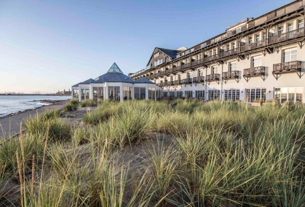 Hotel Pictures: Strand- & Badehotel Marienlyst, Helsingør