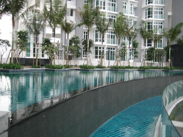 Hotellbilder: Sunmate @ 1Medini, Johor Bahru