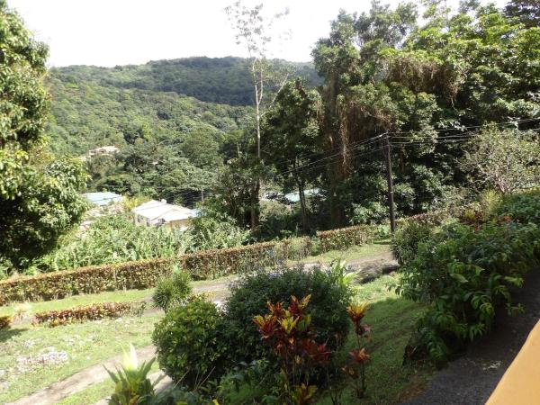 Hotel Pictures: Hilltop View, Roseau