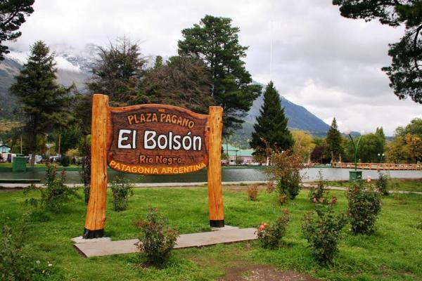 ホテル写真: Depto El Bolson centro, El Bolsón