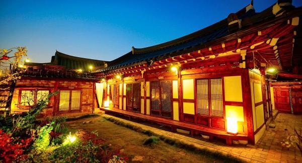 Zdjęcia hotelu: Kkoch Dae Kwol, Jeonju