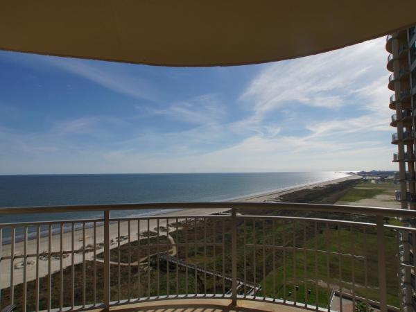 Hotelbilleder: Palisade Palms 1408BC Condo, Galveston