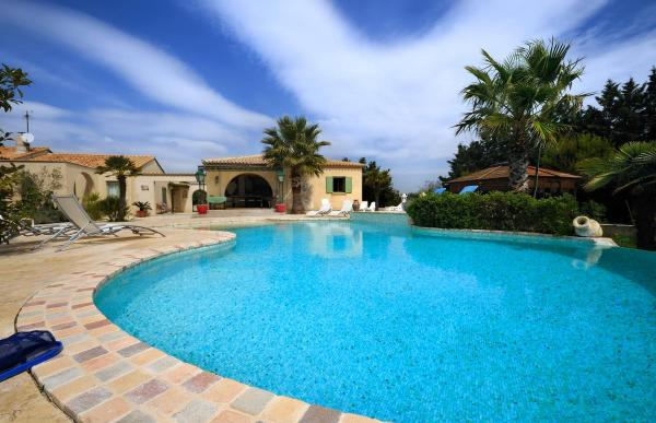 Hotel Pictures: Mas de la Montille, Aigues-Mortes