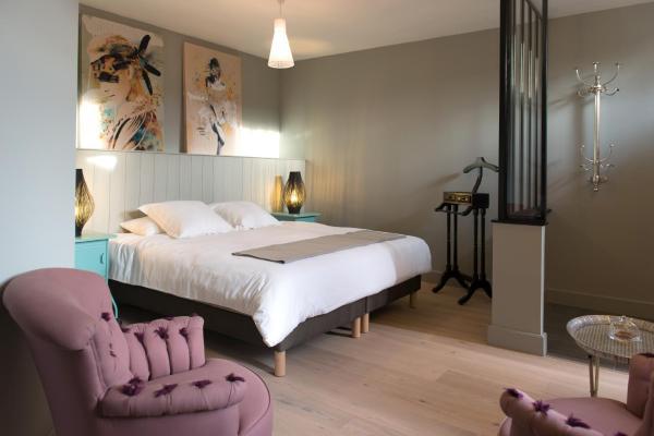 Hotel Pictures: Plumes & Coton, Écurie