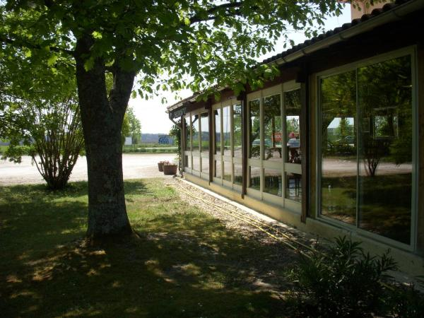 Hotel Pictures: Hôtel Restaurant CLOS d' ARSAC, Arsac