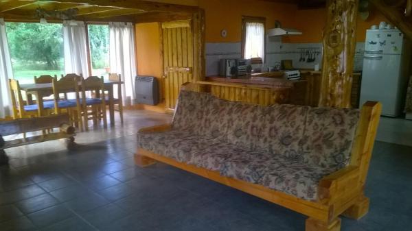 Hotellikuvia: cabana Franlu, Lago Puelo
