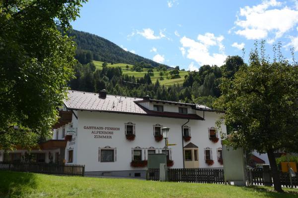 Fotos de l'hotel: Gasthof Alpenrose, Imsterberg