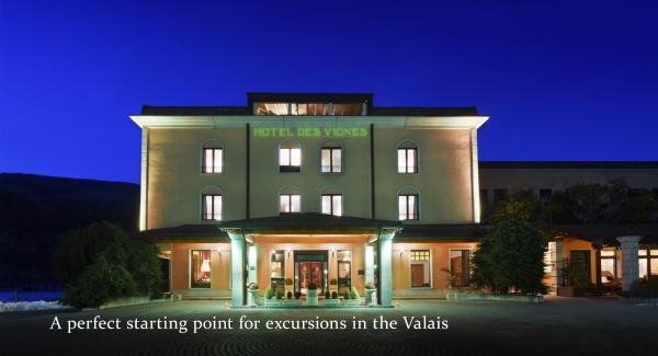Hotel Pictures: Hôtel des Vignes, Sion