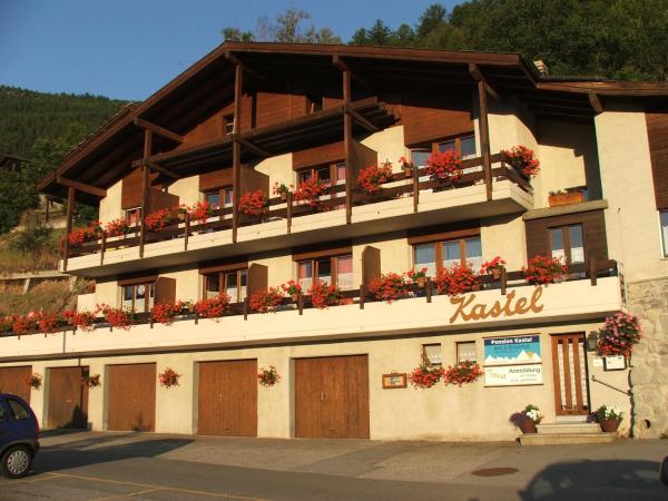 Hotel Pictures: Pension Kastel, Zeneggen