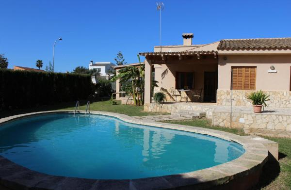 Hotel Pictures: Villa Sa Rosa, Sa Coma