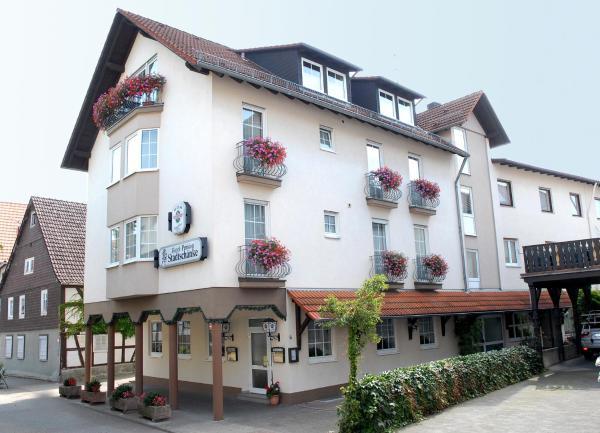 Hotel Pictures: Hotel Restaurant Stadtschänke, Bad König