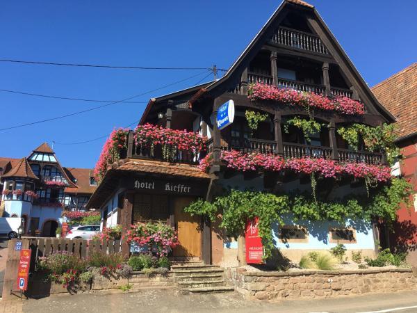 Hotel Pictures: Hotel Kieffer, Itterswiller