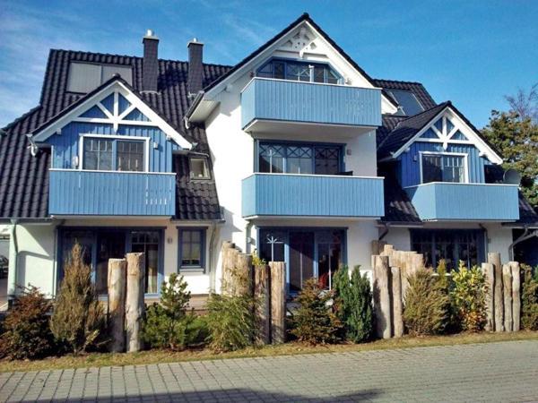 Hotelbilleder: Ferienwohnung Meeresrauschen, Zingst