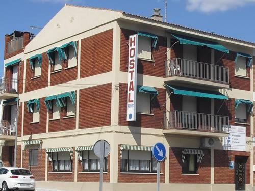 Hotel Pictures: Hostal Rodes, Mequinenza