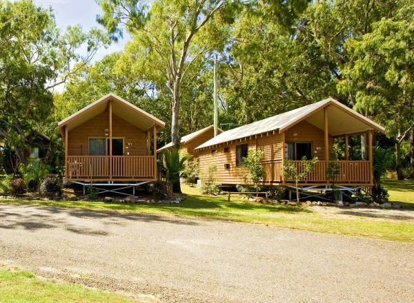 Fotos do Hotel: Captain Cook Holiday Village 1770, Seventeen Seventy