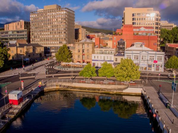 Fotografie hotelů: Customs House Hotel, Hobart
